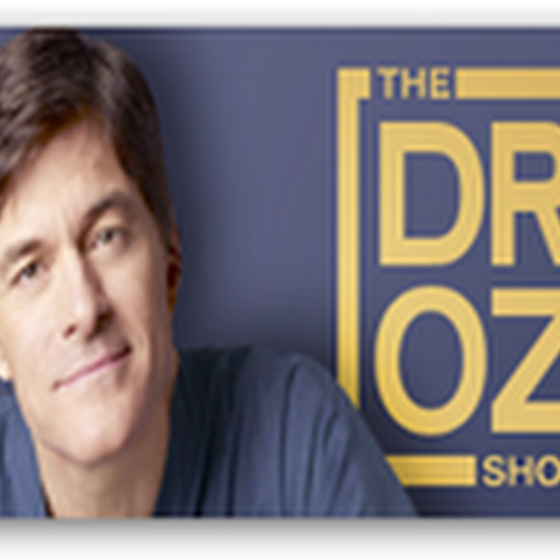 'The Dr. Oz Show' and the National Association of Free Clinics Host One Day of Free Public HealthCare